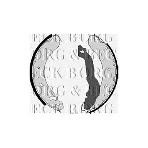 Borg /& Beck BBS6262 Juego de Zapatas de Freno