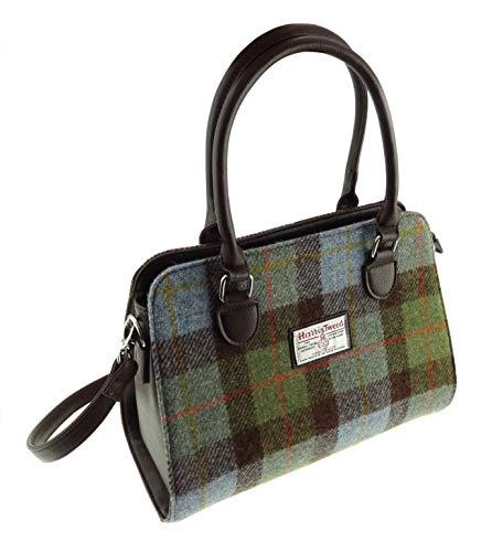 Glen Appin Damen Original Schottisch Harris Tweed Midi Tragetasche Findhorn Tasche Erhältlich in...