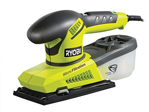 Ryobi ESS 200RS 200 Watt Schwingschleifer 1/3 Blatt