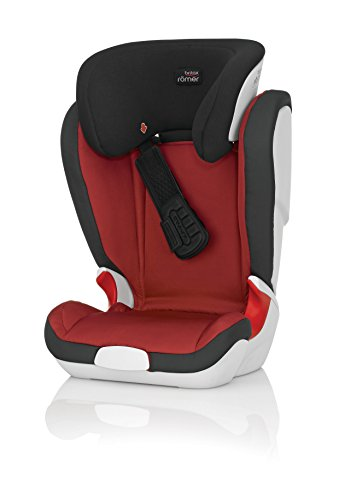 Britax Römer Autositz Kid XP, Gruppe 2-3, Kollektion 2015, 15 - 36 kg, Chili Pepper