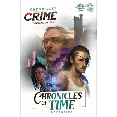 CHRONICLES OF CRIME : CHRONICLES OF TIME Espansione Gioco da Tavolo in Italiano