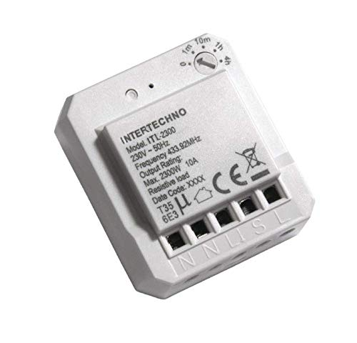 Intertechno Funk-Mini Einbaumodul ITL-2300