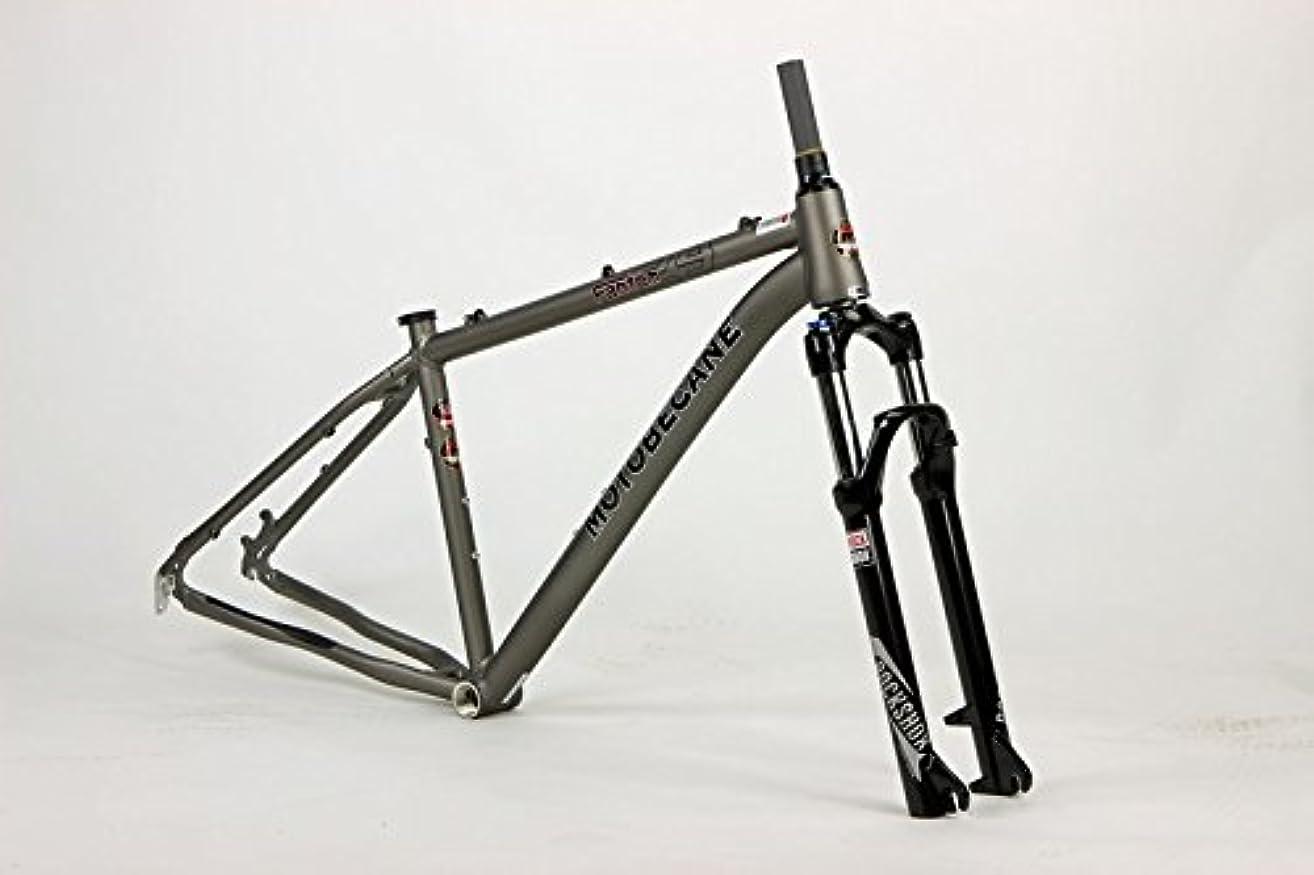 Motobecane Fantom 29er Comp Frame and Fork Rock Shox TK XC30 Hardtail Mountain Bike Frame