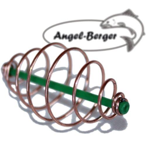Angel-Berger 10 Futterspiralen Futterspiralensortiment