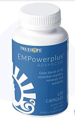 Truehope's EMPowerplus™ Advanced Brain Health Formula | 20 Years on Market | 34+ Research Studies | Mood | Mind | Focus | Clarity