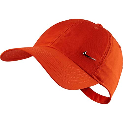 Nike H86 Metal Swoosh - Gorra naranja Talla única