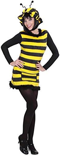 WIDMANN 94922?Disfraz de abeja, de talla M