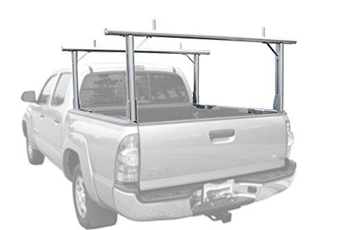 MaxxHaul 70423 Universal Aluminum Truck Rack - 400 lb Capacity