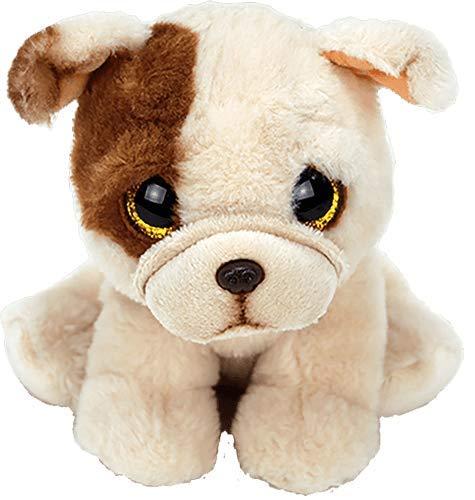 """TY Beanie Boos 6"""" Houghie The Pug, Perfect Plush!"""