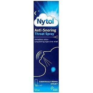 Nytol Anti-Snoring Throat Spray, 50ml