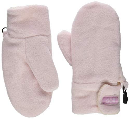 Döll Döll Baby-Unisex Fausthandschuhe zum Wenden Fleece Fäustlinge, Rosa (Pink Lady 2720), Neugeboren (Herstellergröße: 0)