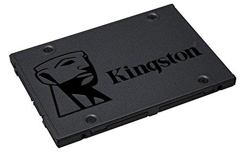 Kingston SSD A400 - 120GB Drive a Stato Solido (2.5Pollici, SATA III TLC) (Ricondizionato)