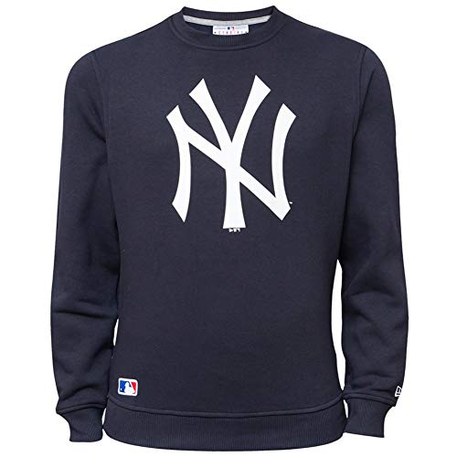 New Era Pullover - MLB New York Yankees Navy - L