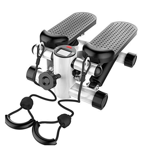 Habilidad y gimnasia Ejercicio Step Machine Mini Paso a Paso Ejercicio de la máquina de Fitness Ejercicio con cordón Paso a Paso de la Familia (Color : Gray, Size : 30 * 38 * 18cm)