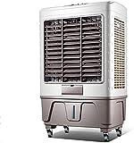 YYHAD Mini Aire Acondicionado Portátil, Refrigerador de Aire evaporativo portátil, Aire Acondicionado móvil de 3 en 1, Que Cubre un máximo de 25 Metros Cuadrados,Ventilador de Enfriamiento