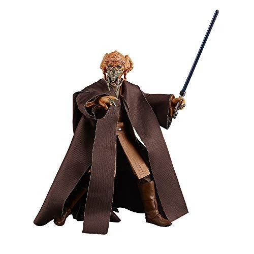Star Wars The Black Series - Plo Koon (Action figure da collezione da 15 cm ispirata alla serie animata Star Wars: The Clone Wars)