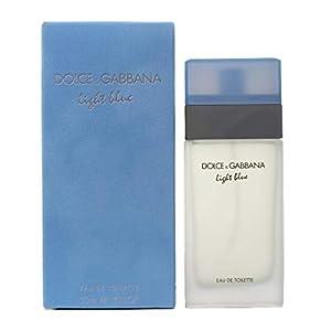 Dolce & Gabbana Light Blue, Ajuste con spray Eau de Toilette para las mujeres (100 ml), gel de ducha (100 ml) y Body Lotion (100 ml): Amazon.es: Belleza