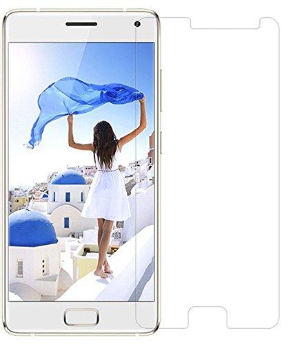 Protector de pantalla Cristal templado para Lenovo ZUK Z2 Pro Calidad HD, Grosor 0,3mm, Bordes redondeados 2,5D, alta resistencia a golpes 9H. No deja burbujas en la colocación (Incluye instrucciones y soporte en Español)