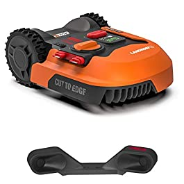 Worx WR141E Robot Tondeuse + ACS-WA0860 Landroid Module capteur de Collision ACS-WA0860 Noir