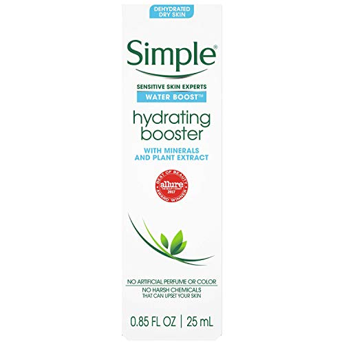 Simple Water Boost Hydrating Booster