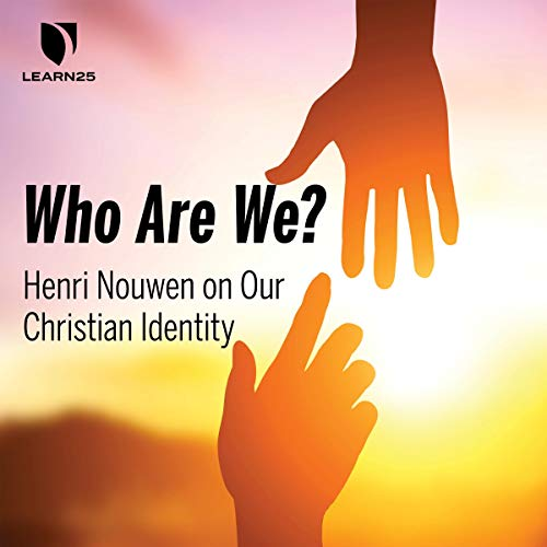 Who Are We? audiobook cover art