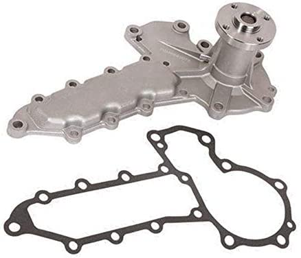 Water Pump with Classic Gasket 1A021-73035 Tractor Kubota Online limited product M4900 For M570