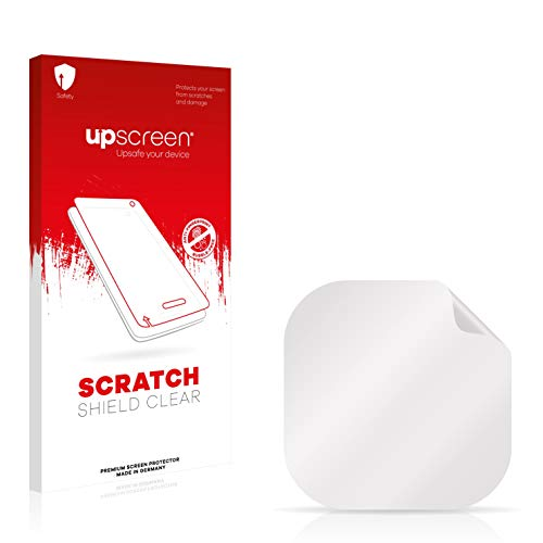 upscreen Scratch Shield Screen Protector compatible with Samsung Galaxy Tab S5e 2019 (Camera) - HD-Clear, Anti-Fingerprint