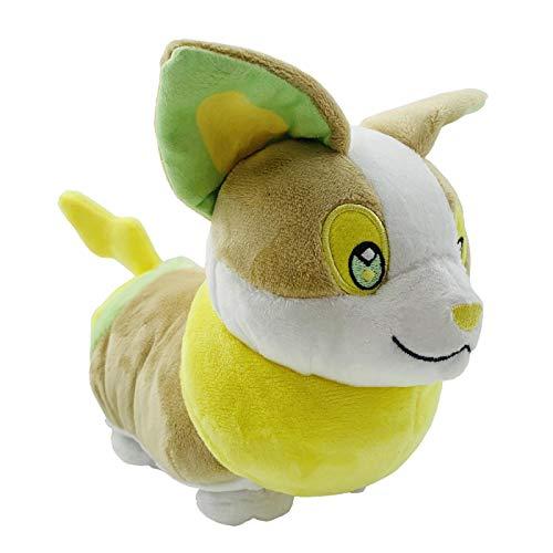ZXCK Pokemon Scorbunny Grookey Sobble Yamper Boltund Espada Escudo Juguetes De Peluche Regalos De Anime para Chico