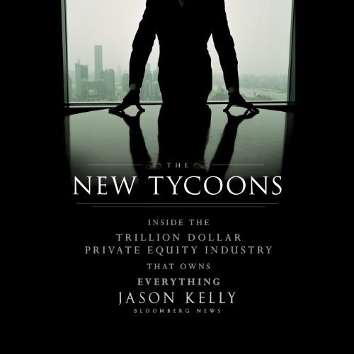 The New Tycoons cover art