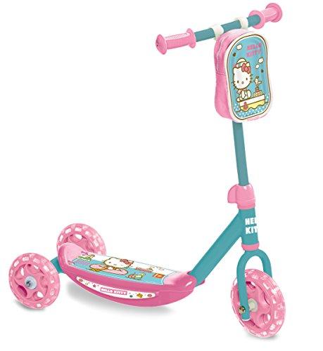 Mondo 18276 - My First Scooter Hello Kitty, Monopattino Baby, 3 Ruote