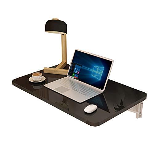 Mesa plegable Mesa de comedor de mesa de pared plegable Mesa de comedor contra mesa de pared Mesa de computadora Mesa de cuaderno Mesa plegable Mesa plegable ( Color : D , Tamaño : 60*40cm )