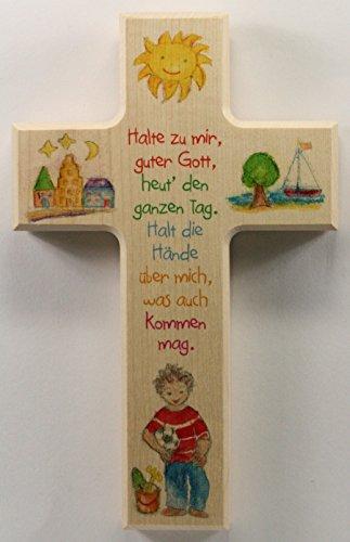 Kinderkreuz Halte zu mir, guter Gott ...