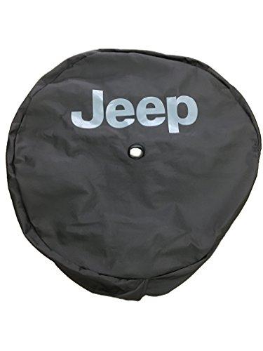 "Mopar Genuine Spare Tire Cover 32"" (Jeep Logo)"