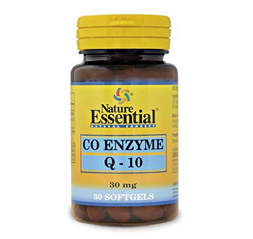 NATURE ESSENTIAL   Coenzima Q10 (30 mg  ) 30 Perlas