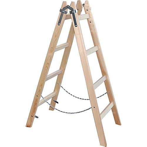 Dewepro -  Holzleiter Leiter