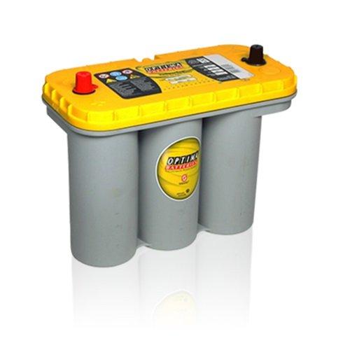 OPTIMA® YELLOW TOP® BATTERIE 12V 75 AH OPTIMA YELLOWTOP S 5.5 - 151.01.63 - Ideal für den sensonalen Einsatz- geeignet für Tuning-Fahrzeuge, Lkws, Geländewagen / Offroader aber auch Landmaschinen, Baumaschinen, Camping- / Caravanmobile, Einsatzfahrzeuge sowie Generatoren. - Absolut Wartungsfrei - gesetzlichem Batteriepfand (EUR7,50)!