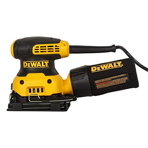 DEWALT DWE6411-GB DWE6411 Blattschleifer, gelb/schwarz, 240 V