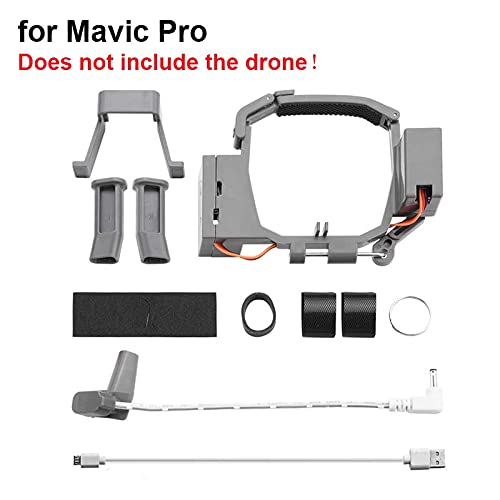 Sistema di airdrop per DJI. Mavic Air 2 / Air 2S Mini 2 Mavic 2 PRO Drone Bait Bait Regalo Regalo Refue Thrower per FIMI X8 SE 2020 ( Color : for Mavic PRO )
