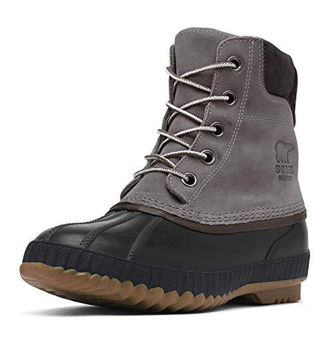 Sorel Men's Cheyanne II Snow Boot, Quarry, Buffalo, 8 M US