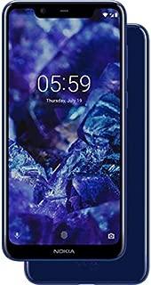 Nokia 5.1 Plus Akıllı Telefon, Mavi
