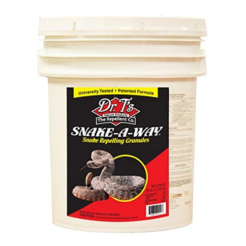 Dr. T's 28 lb. Snake-A-Way Snake Repelling Granules