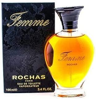 Fémme Røchås Perfume for Women Eau De Toilette Spray 3.3 fl.oz
