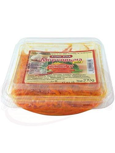 Möhrensalat nach koreanischer Art mild 270g Морковь по-корейски