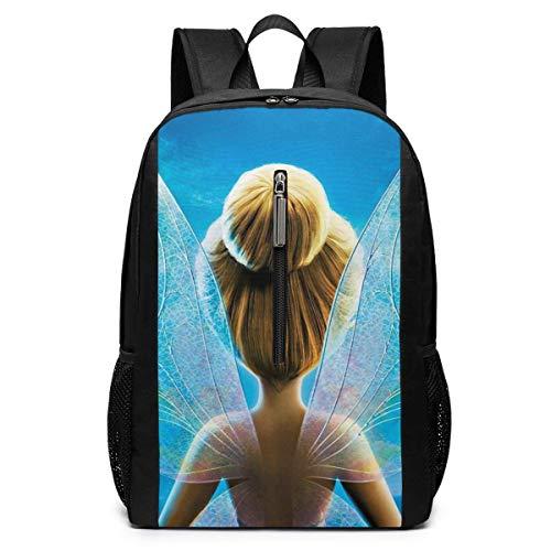 Mochila Bolsa,Mochila Secret of The Wings, Impresionantes Bolsos De Hombro para Adultos para Regalos Ideales,30cm(W) x46cm(H)