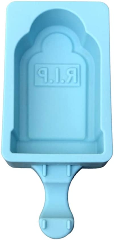 RYGHEWE Surprise price Silicone Popsicle Max 65% OFF Mold 3D Molds Shape