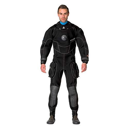 Waterproof Mens D10 Pro ISS Neoprene Drysuit,...