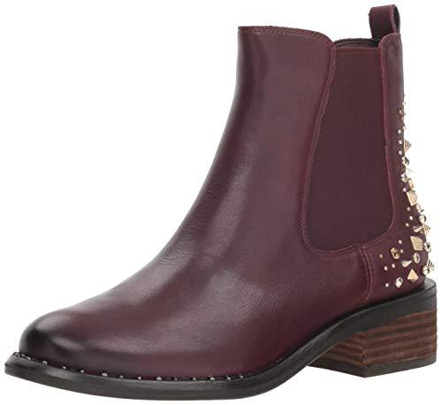 Sam Edelman Women's Dover Chelsea Boot, deep Burgundy Leather, 5 M US