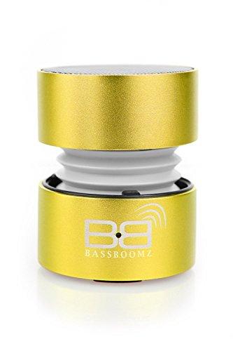 BassBoomz 5060410400178 Lautsprecher/Soundsystem gelb
