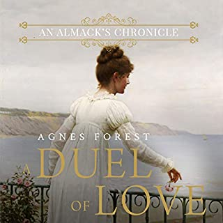 The Duel of Love audiobook cover art