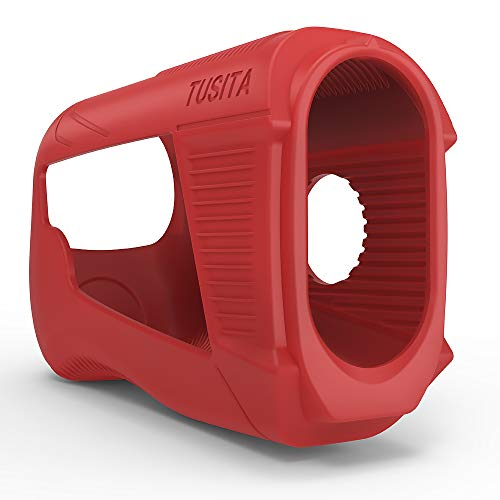 TUSITA Replacement Case for Bushnell Tour V5 Slope Shift - Silicone Protective Cover - Golf Laser Rangefinder Accessories